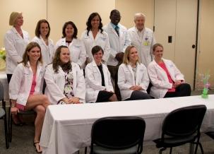 Nursing Graduation Tea 2015