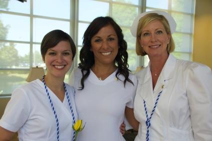 Nursing Pinning Ceremony 2015